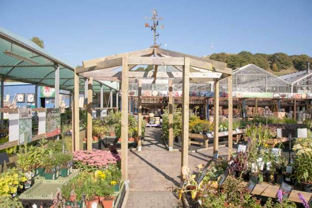 Gordon Rigg Garden Centre