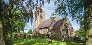 St Michaels church Grimsargh