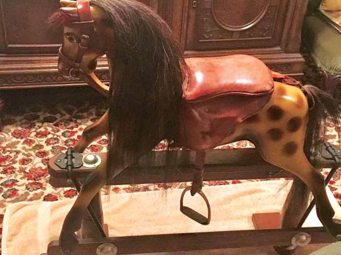 Rare Rocking Horse