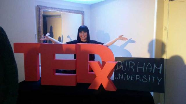 Sharon Sutton TEDx