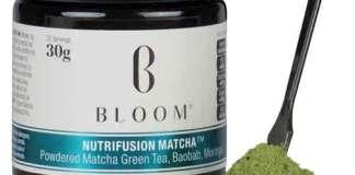 Bloom Nutrifusion Matcha