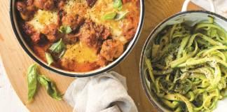 Quick sausage pasta sauce