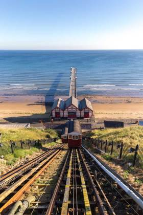 North East coast - Saltburn-by-the-sea