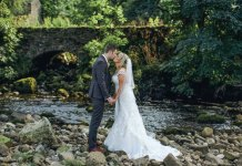 Love on the rocks at The Devonshire Fell