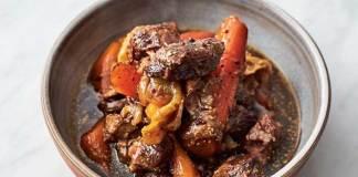 Jamie Oliver - Meltin Mustardy Beef