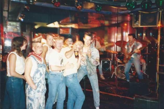 Locals in 80s Lytham