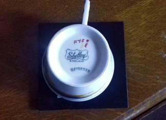 Shelley tea set vauation