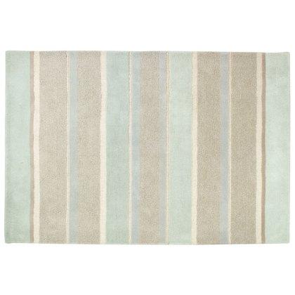 Bexley Seaspray Stripe Wool Rug