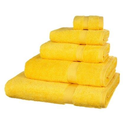 John Lewis Egyptian Cotton Towels, Sunshine