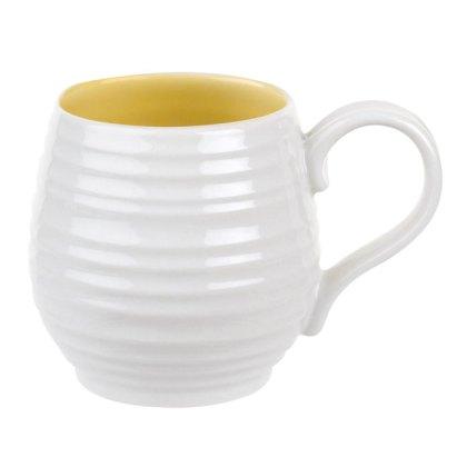 Sophie Conran for Portmeirion Honey Pot Mug, Sunshine