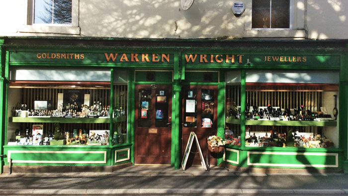 Warren and Wright Jewellers