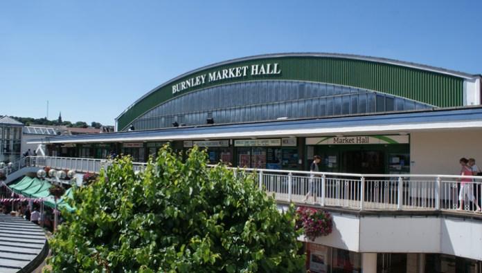 Burnley Market