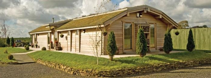 Lodges Moss Farm