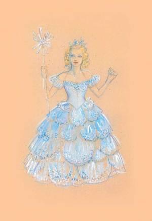 Glinda's Bubble Dress by Susan Hilferty
