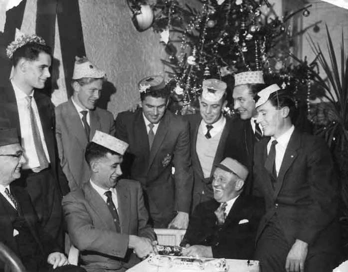 1959 Christmas Party