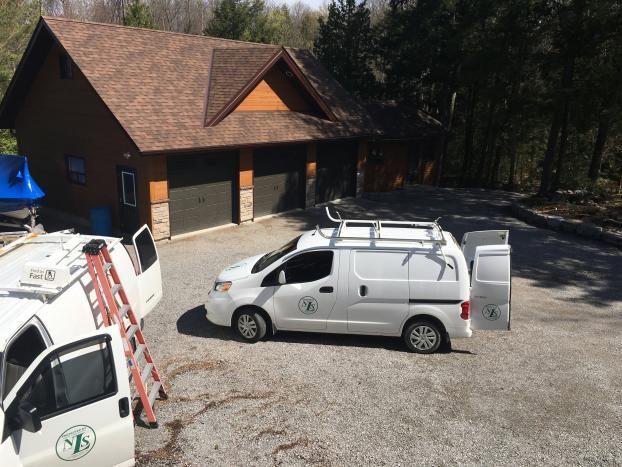 Residential Job Site