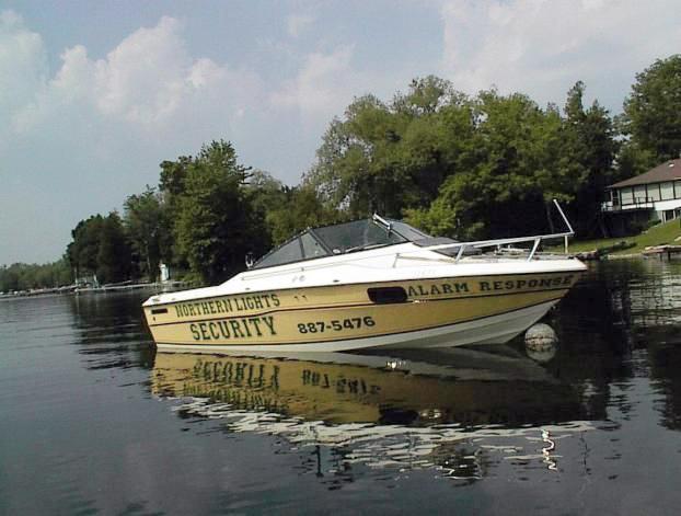 Company Boat