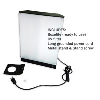 BOXelite Desk Lamp | Northern Light Technologies USA