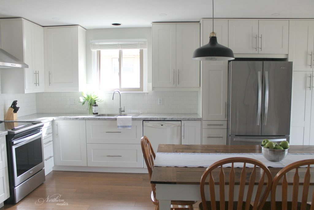 kitchen ikea aid wall oven renovation part 2 ordering delivery northern nester