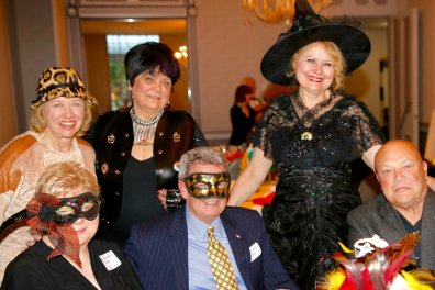 Northern Ohio Opera League Masquerade at Landerhaven