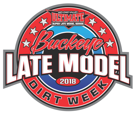 Buckeye Late Model Dirt Week Logo