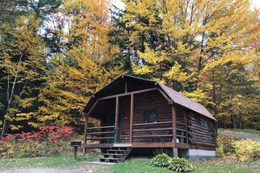 Cozy Cabins  Maine Cabin and Vacation Rentals