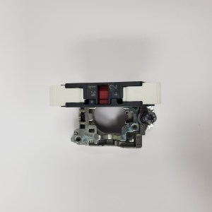 Xebeco E-Stop Button Support. Part# S33000861
