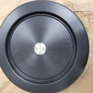 """Turntable Assembly 14"""" Deep Dish. Part# 0111-302"""
