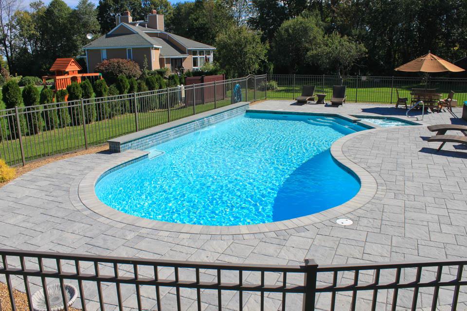 Gunite Pools Gallery  Northern Pool  Spa  ME NH MA