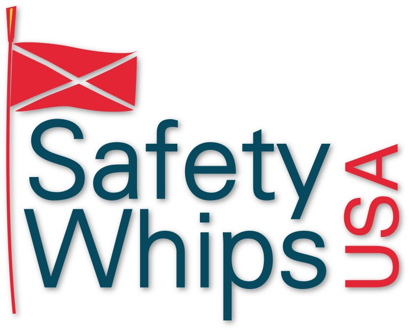 SAFETY WHIPS logo