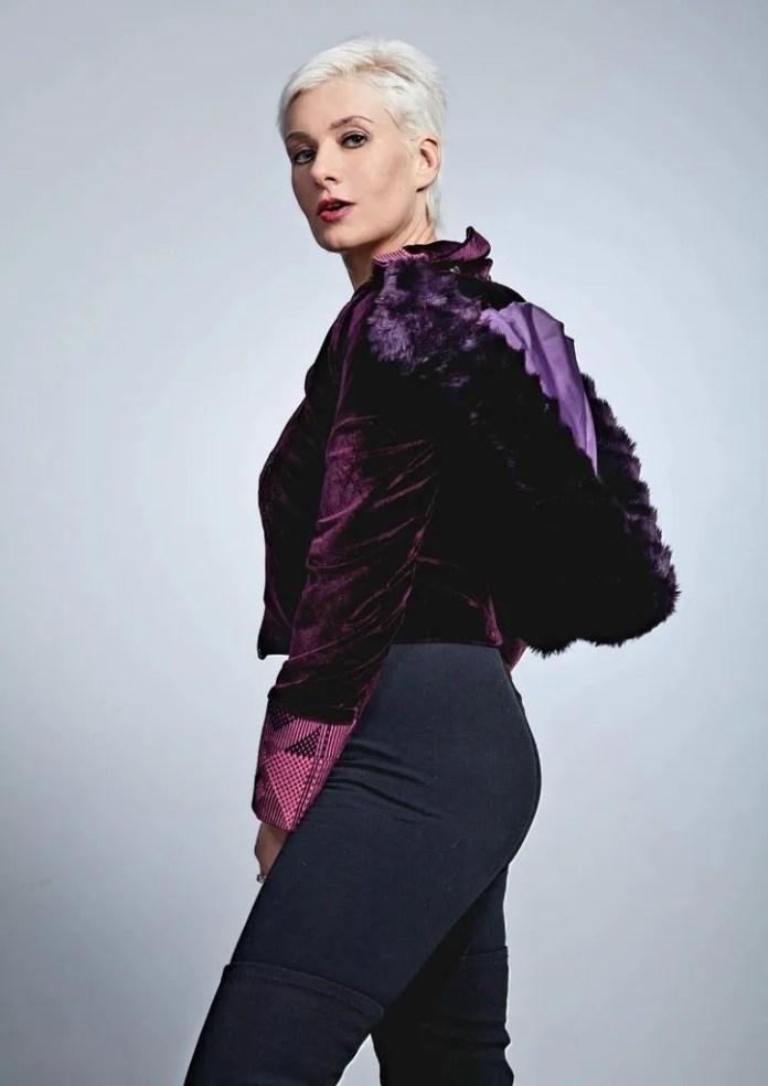 Emma Mansell - model - fashion Image