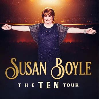 Susan Boyle, The Ten Tour 2019