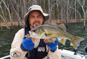 Simon Fitzpatrick Bass Fishing Guide