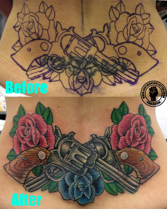 coverups northern soul tattoo
