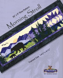 Morning Stroll Row Quilt