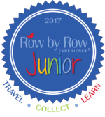 Row by Row Junior Logo