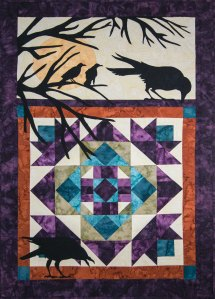Ravenwood Quilt Kit by Marie Noah