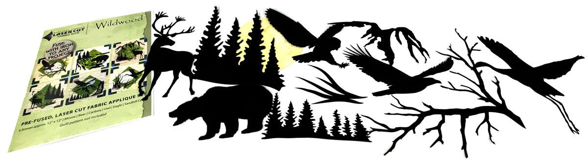 Wildwood Appliques by Marie Noah