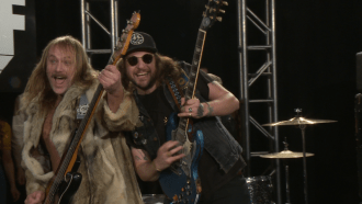 "King Tuff shares ""Headbanger"" Video from his latest album 'Black Moon Spell,'"