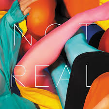Review of Stealing Sheep's 'Not Real,' the full-length comes out on April 13th