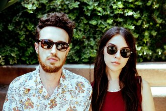 """Northern Transmissions 'Song of The Day' is """"Frozen"""" by Portland indie duo Dresses."""