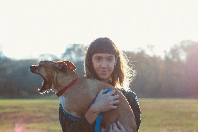 Eskimeaux has released her debut album Two Mountains on vinyl and cassette via Yellow K Records.