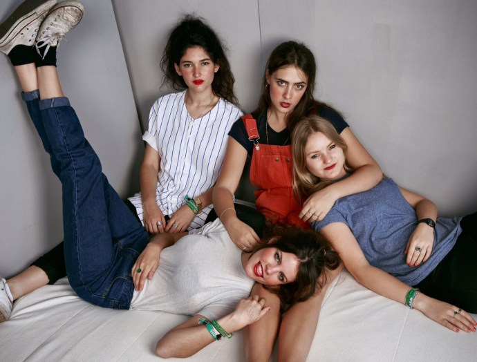 HINDS Release Their Own Video Game 'HINDS 20000 DELUXE', in celebration of their debut release 'Leave Me Alone'