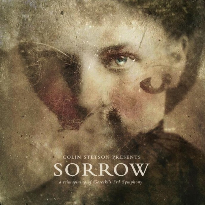 """Colin Stetson will release 'Sorrow' on 4/8. The reworking of Gorecki's """"Sorrow"""""""