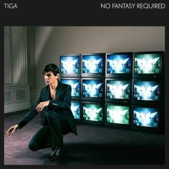 "Tiga Announces ""No Fantasy Required"" out March 4! Check out new track collaboration ""Planet E"" featuring Hudson Mohawke."