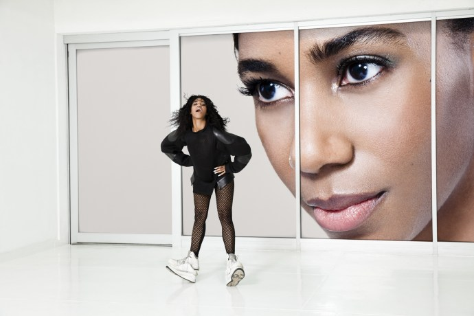 "Santigold releases her new single ""Banshee"", the track comes off her forthcoming release '99¢' LP"