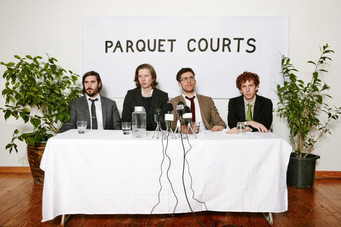 Parquet Courts Announce new Record, Human Performance