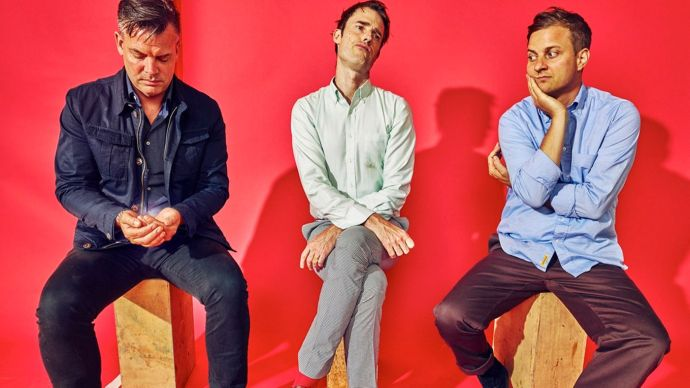 Battles have announced reissues of their back catalogue