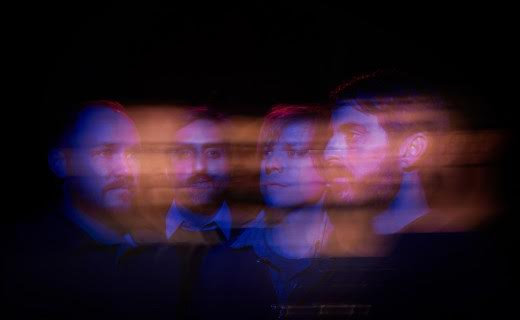 Explosions in the Sky Unveils Video Documenting Artwork via The Creator's Project.