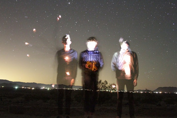 "STRFKR Share their New Single ""Never Ever"","
